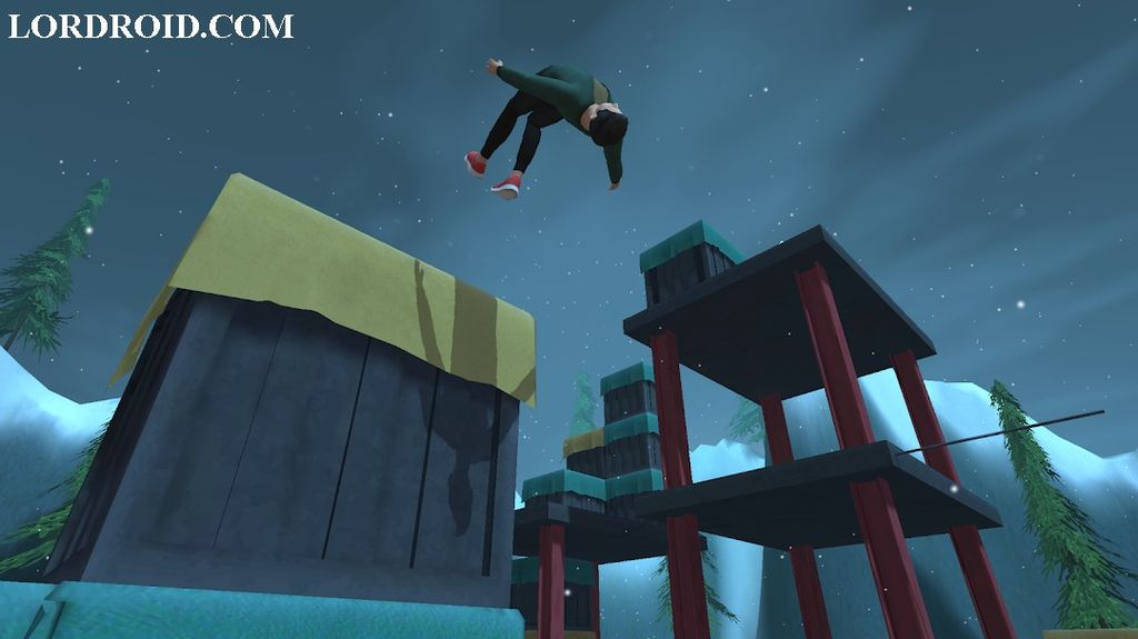 Parkour Flight 2 Android Game