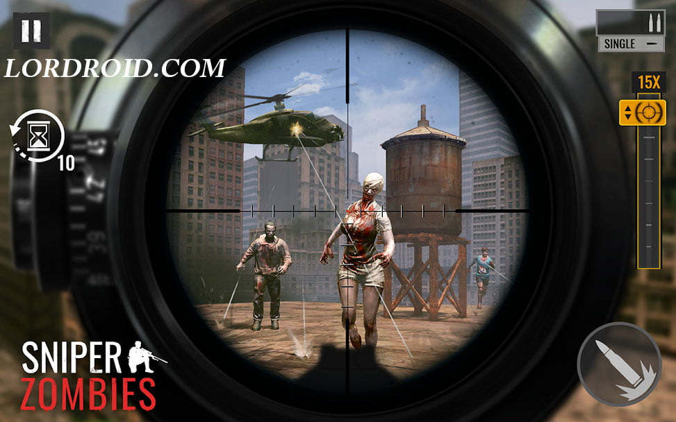 Sniper Zomies Cover