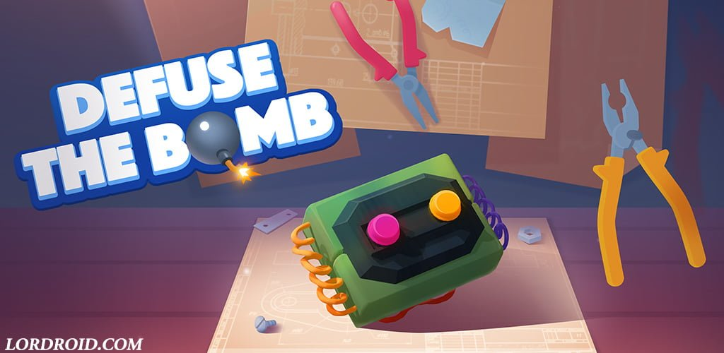 Defuse The Bomb 3D Android Game