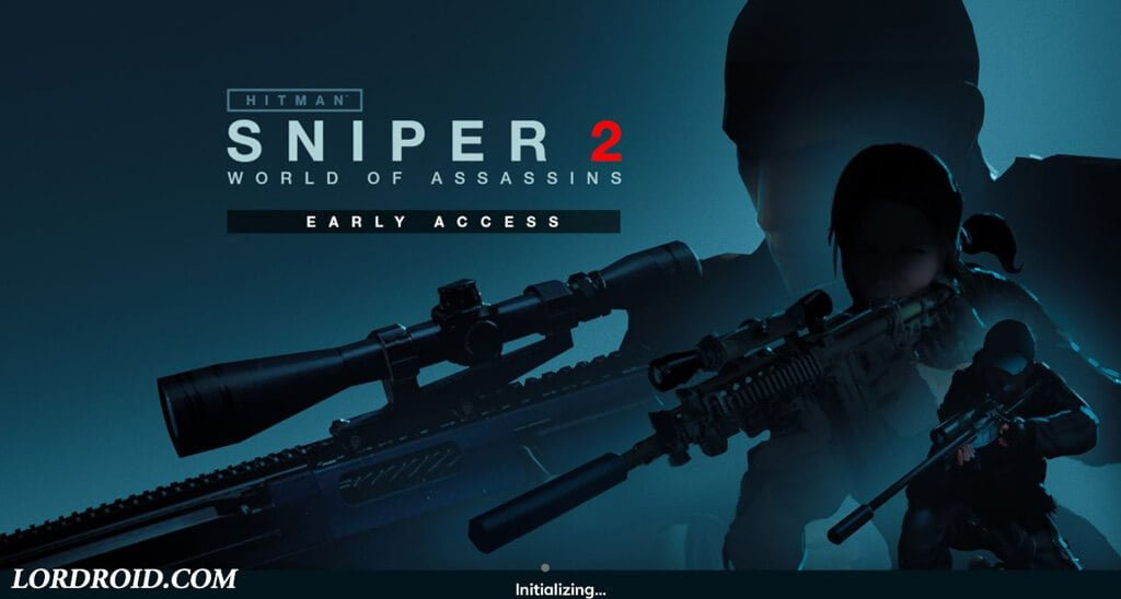 Hitman Sniper 2 World of Assassins Android Game