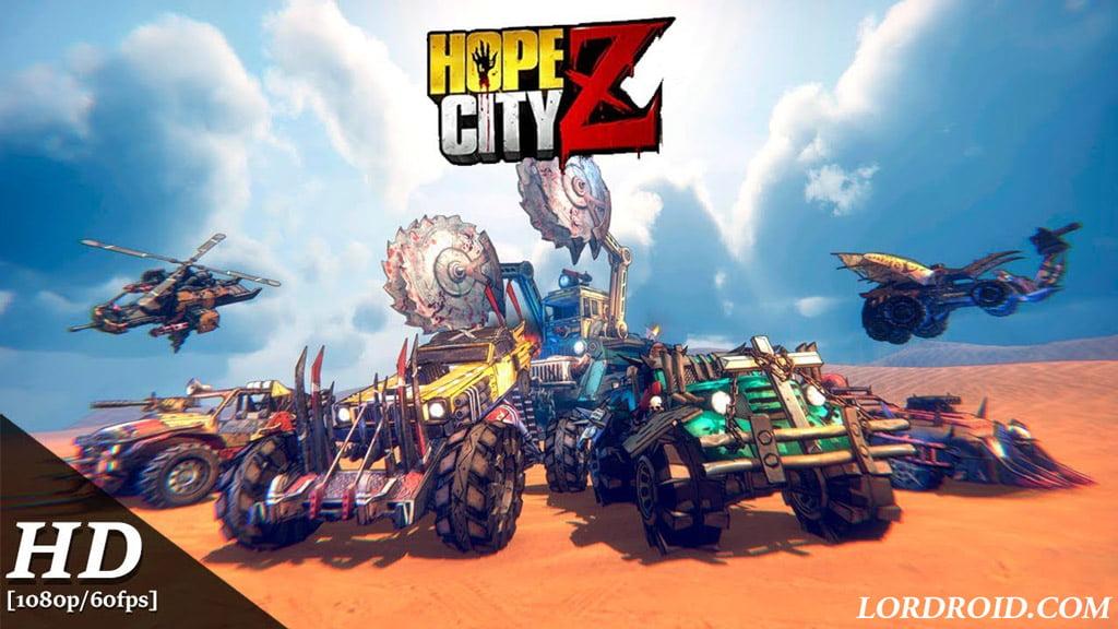 بازی Hope City Zombie اندروید