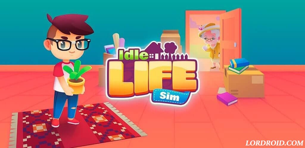 Idle Life Sim Android Game