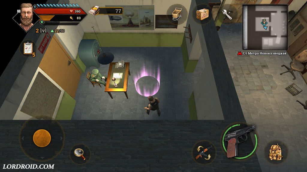 Metro Survival Android Game