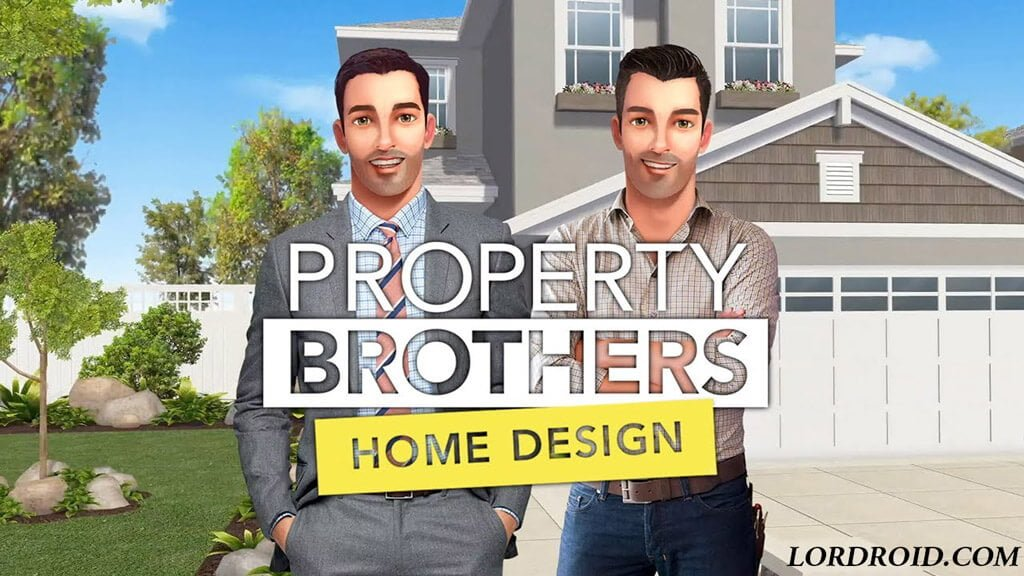 Property Brothers Home Design Cover