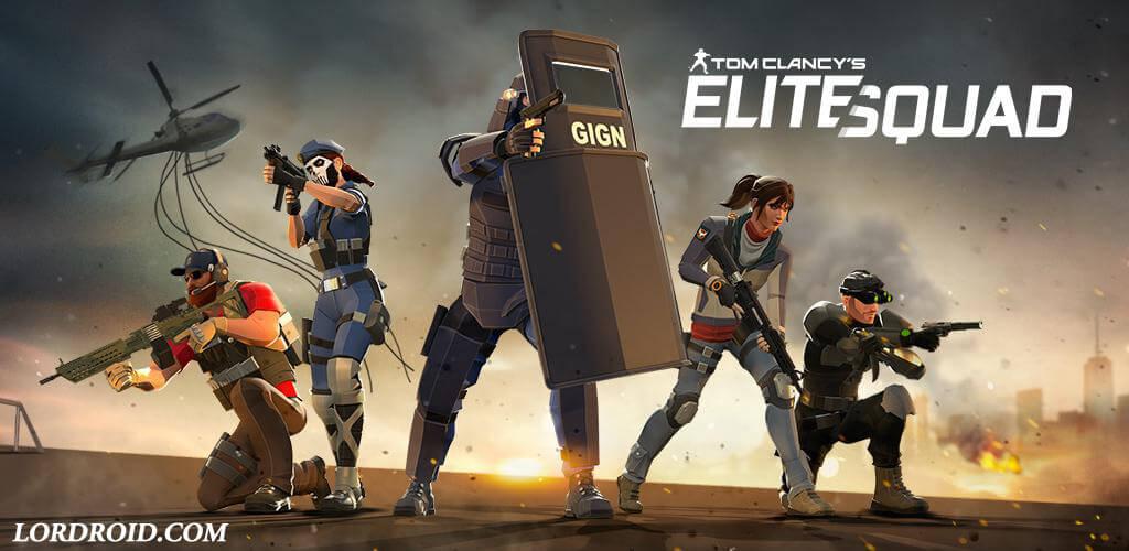 Tom Clancy's Elite Squad Android Game