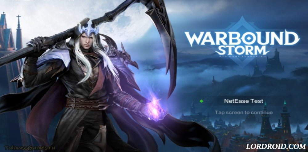 Warbound Storm Android Game