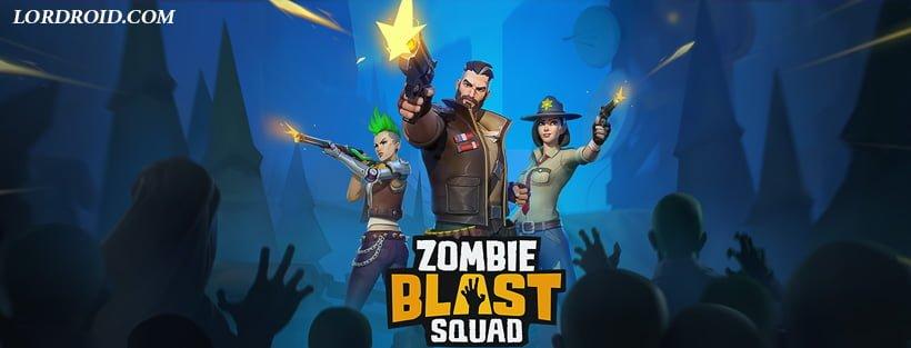 بازی Zombie Blast Squad اندروید