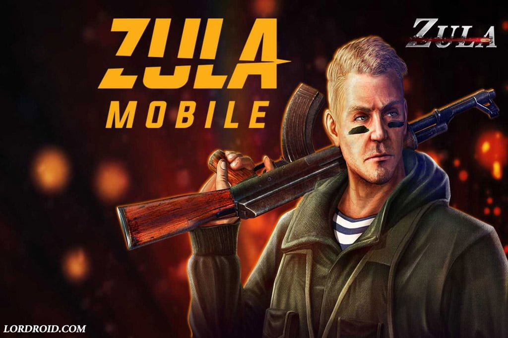 Zula Mobile Multiplayer FPS Cover