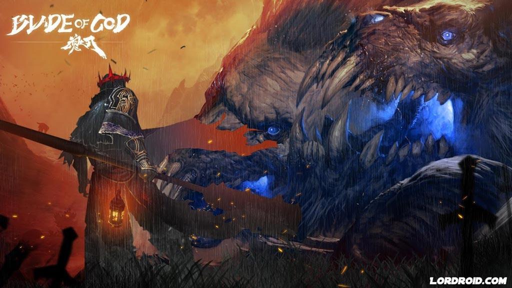 Blade of God Vargr Souls
