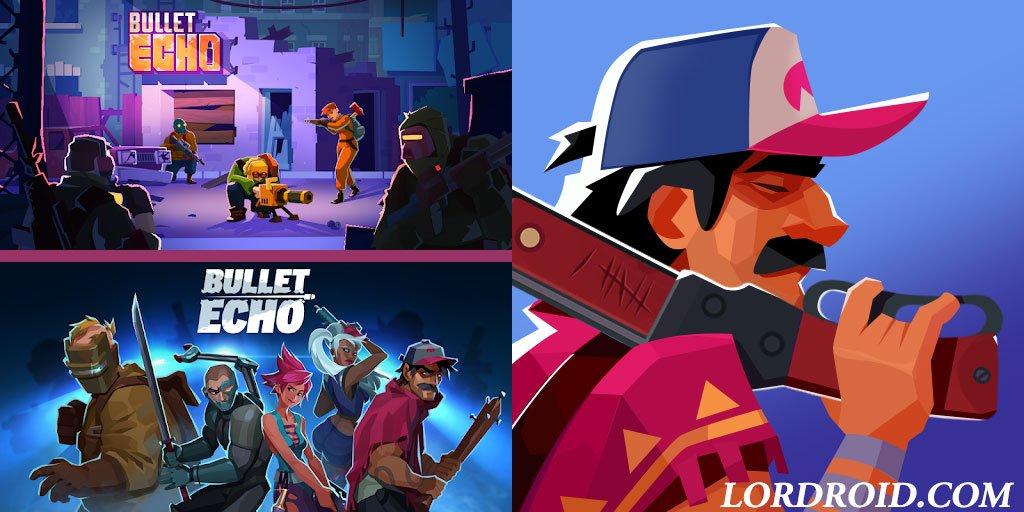 Bullet Echo - بازی پژواک گلوله اندروید