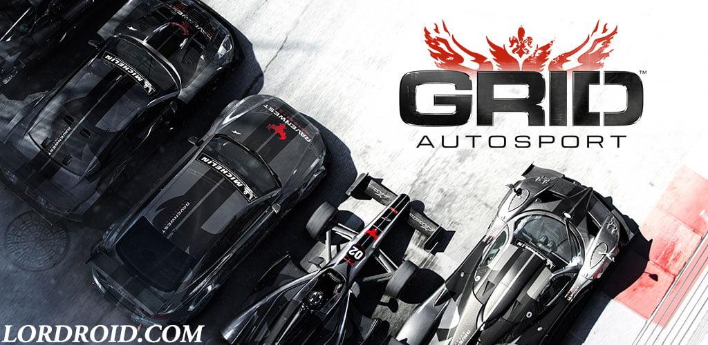بازی GRID Autosport Online اندروید