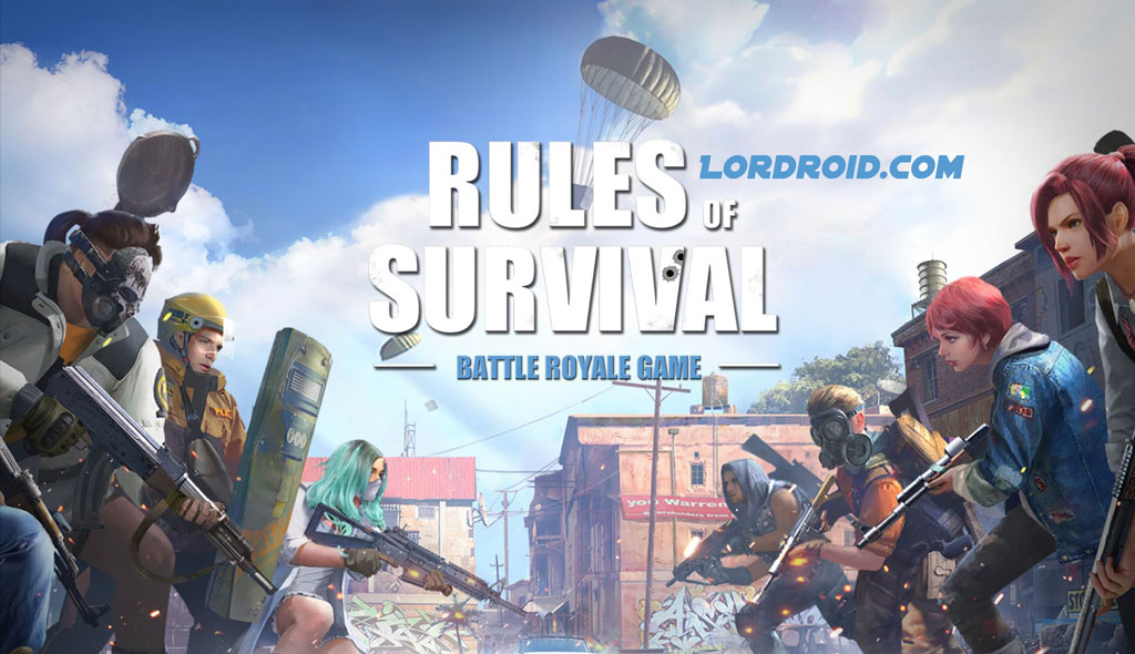 Rules of Survival Cover