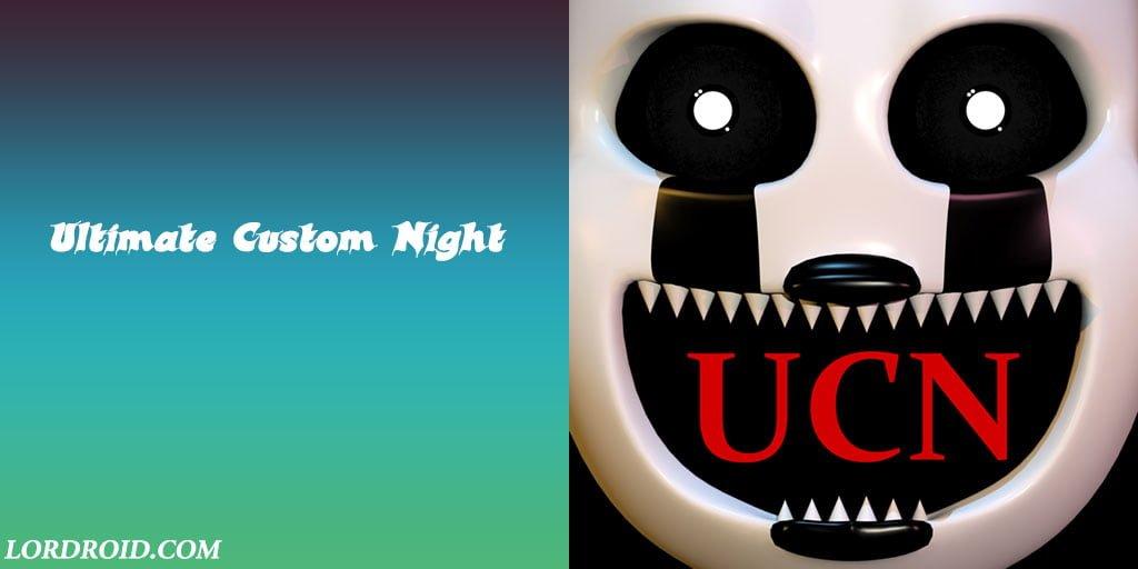 Ultimate Custom Night - دانلود بازی شب سنت نهایی اندروید