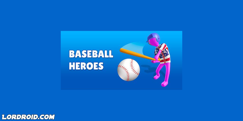 Baseball Heroes Cover