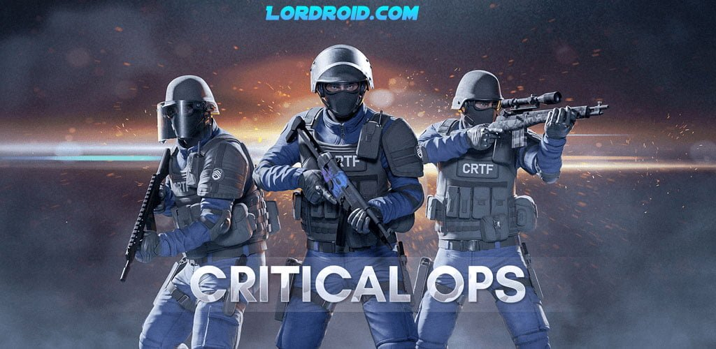 Critical Ops Cover