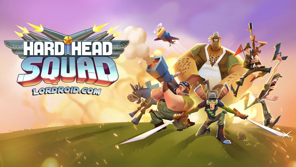 Hardhead Squad Cover