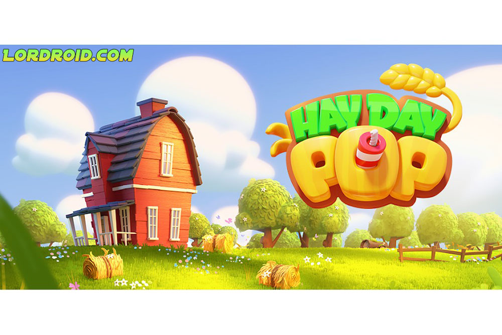 Hay Day Pop Cover