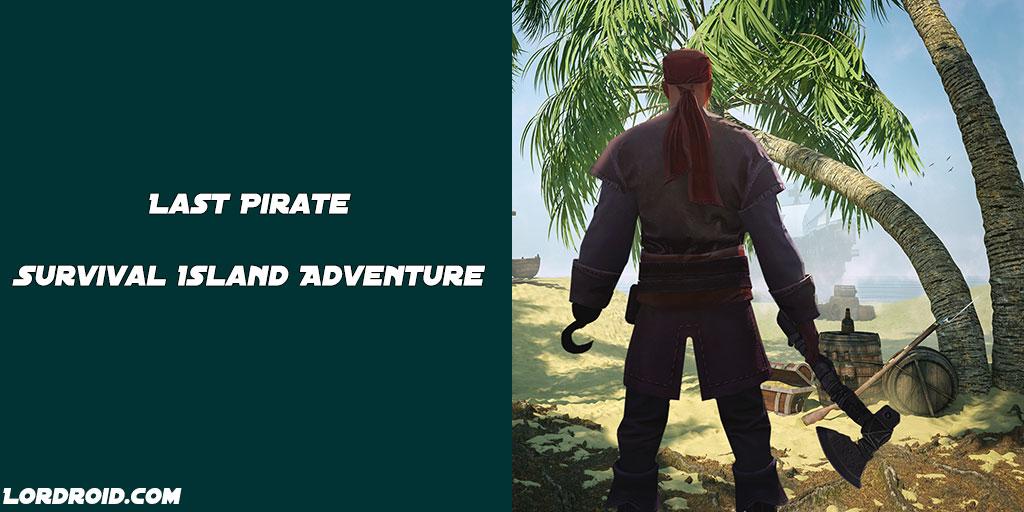 Last Pirate Cover