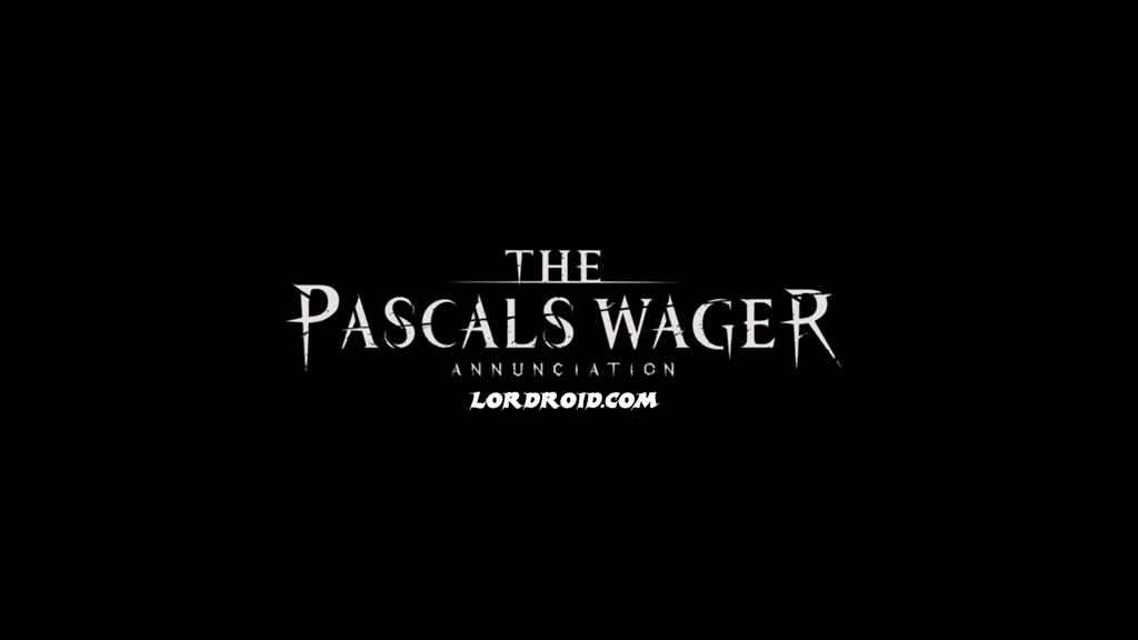 Pascal's Wager Cover
