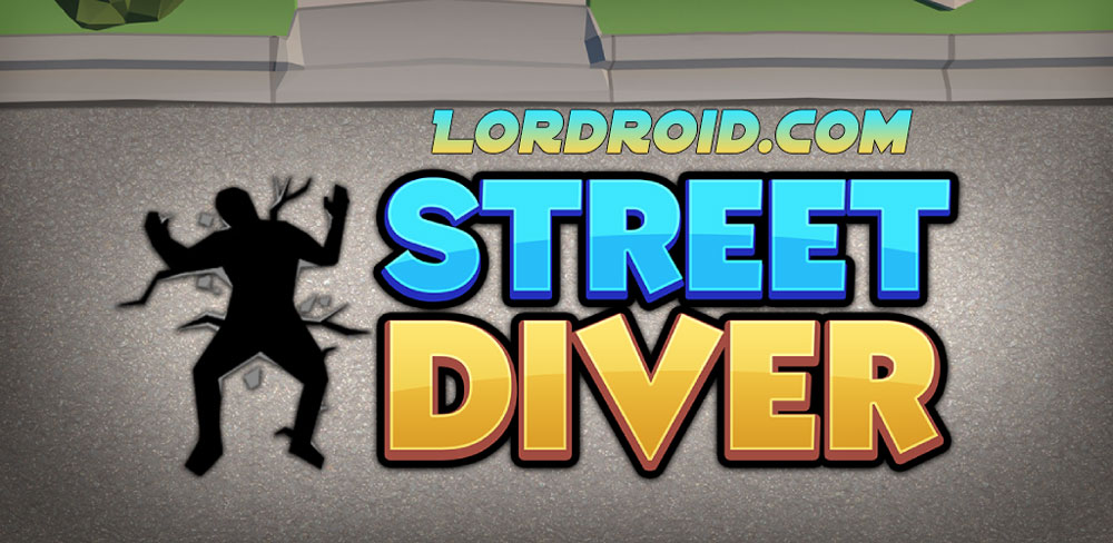 Street Diver Cover