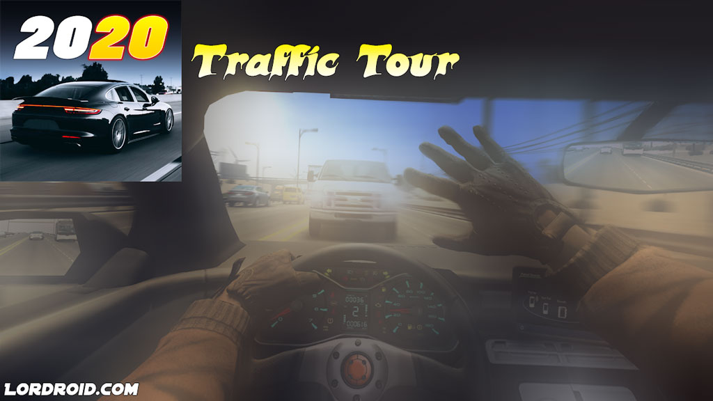 Traffic Tour Cover