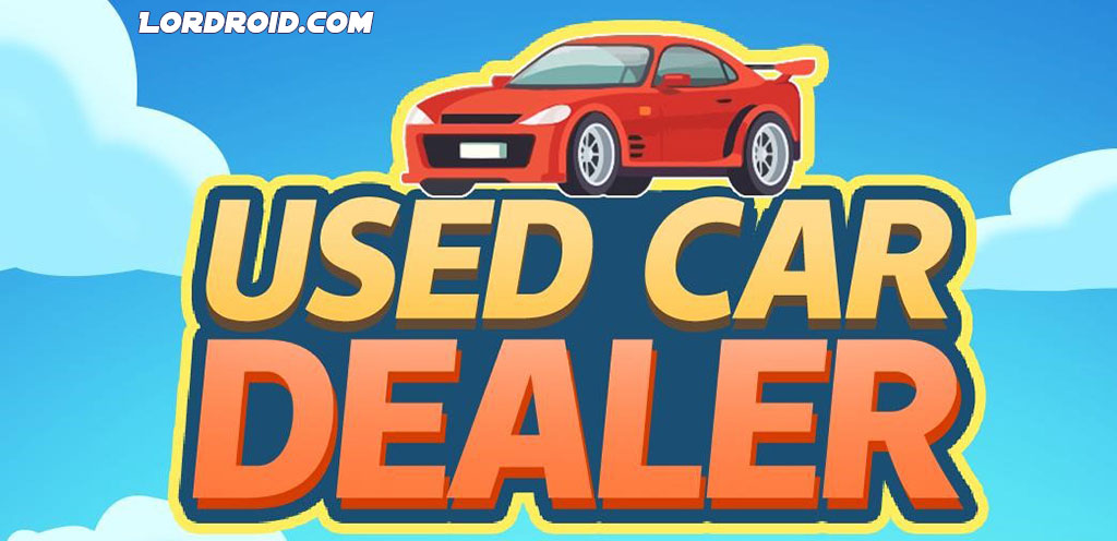 Used Car Dealer Tycoon Cover