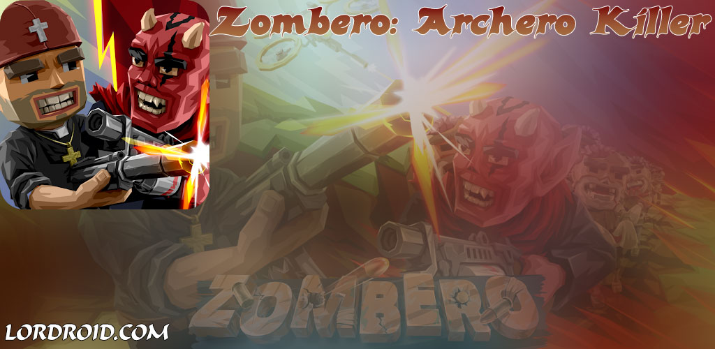Zombero Archero Killer Cover
