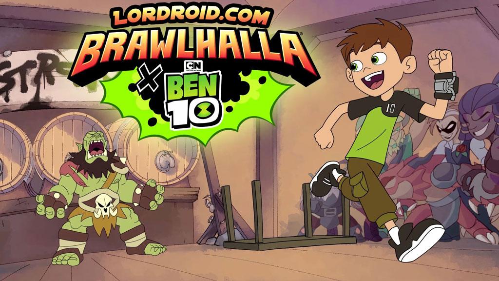Brawlhalla Android