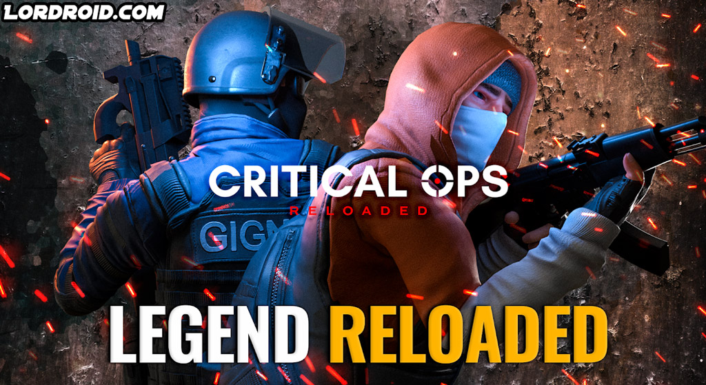 Critical Ops Reloaded Cover