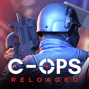 Critical Ops Reloaded Icon