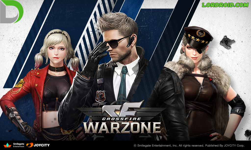 CrossFire Warzone Cover