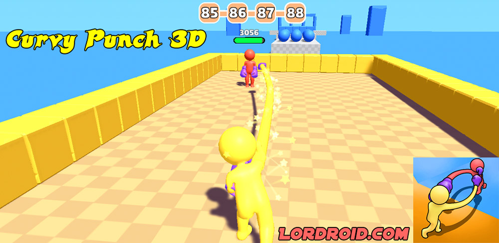 Curvy Punch 3D Cover