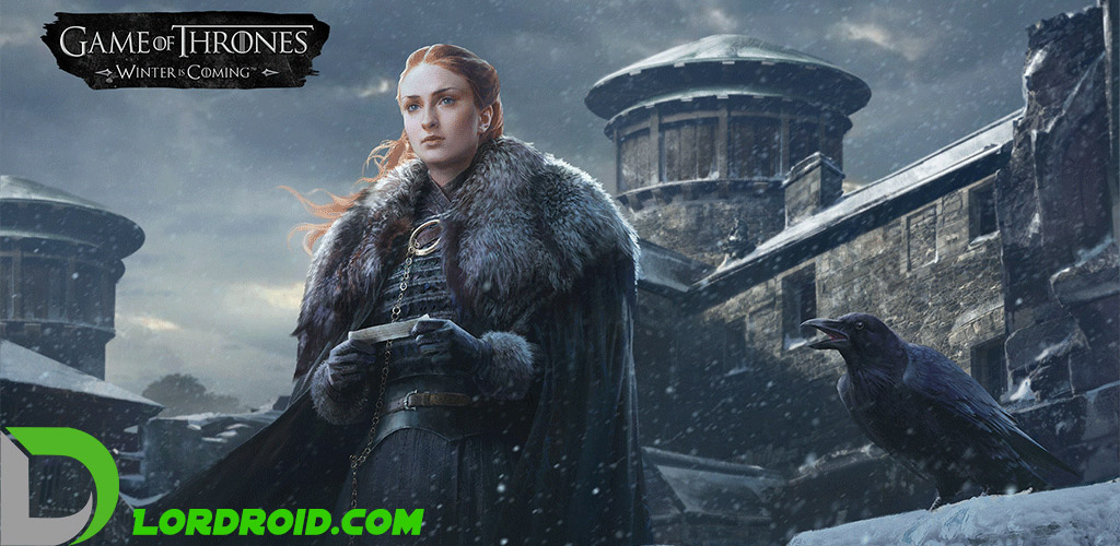 GOT Winter is Coming M Cover