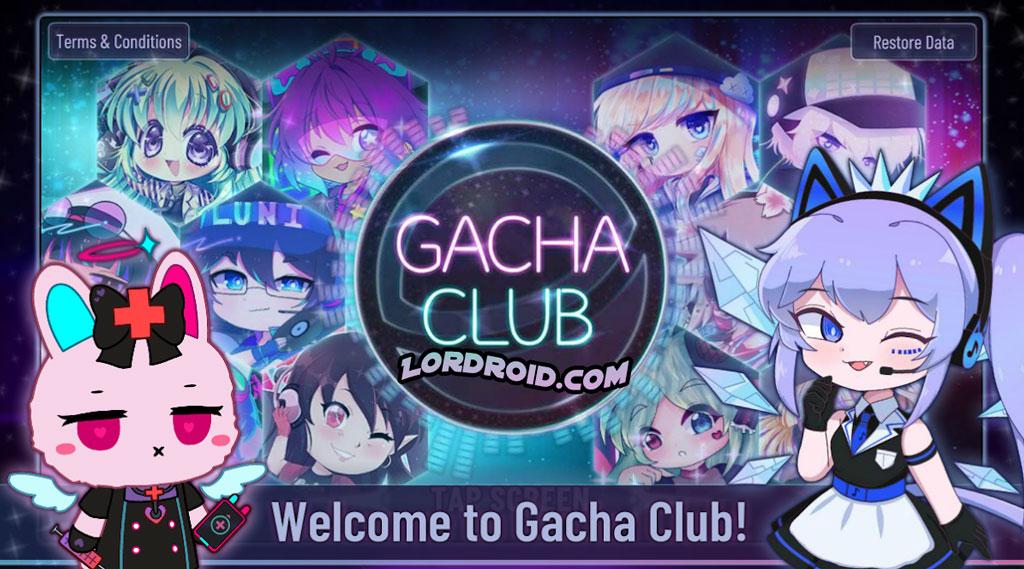 Gacha Club Cover