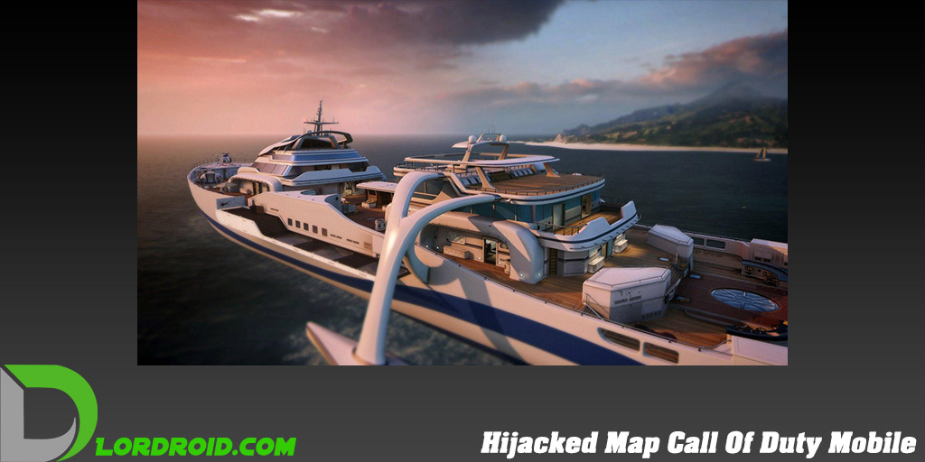 نقشه Hijacked در Call Of Duty Mobile