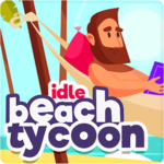 Idle Beach Tycoon Icon