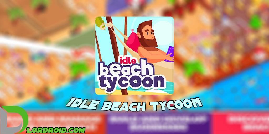 Idle Beach Tycoon