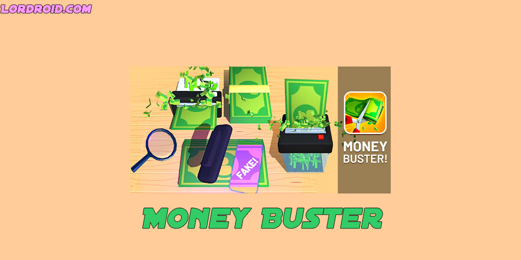 Money Buster Cover