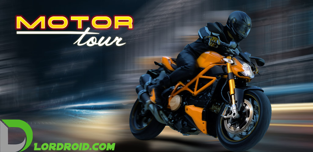 Motor Tour Cover