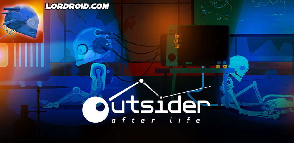 Outsider After Life Cover
