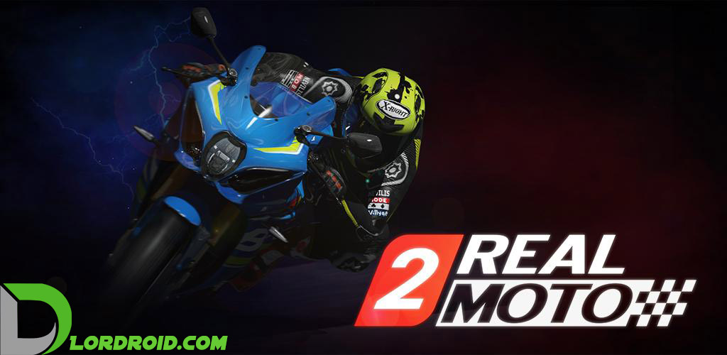 Real Moto 2 Android Game