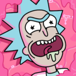 Rick and Morty Clone Rumble Icon