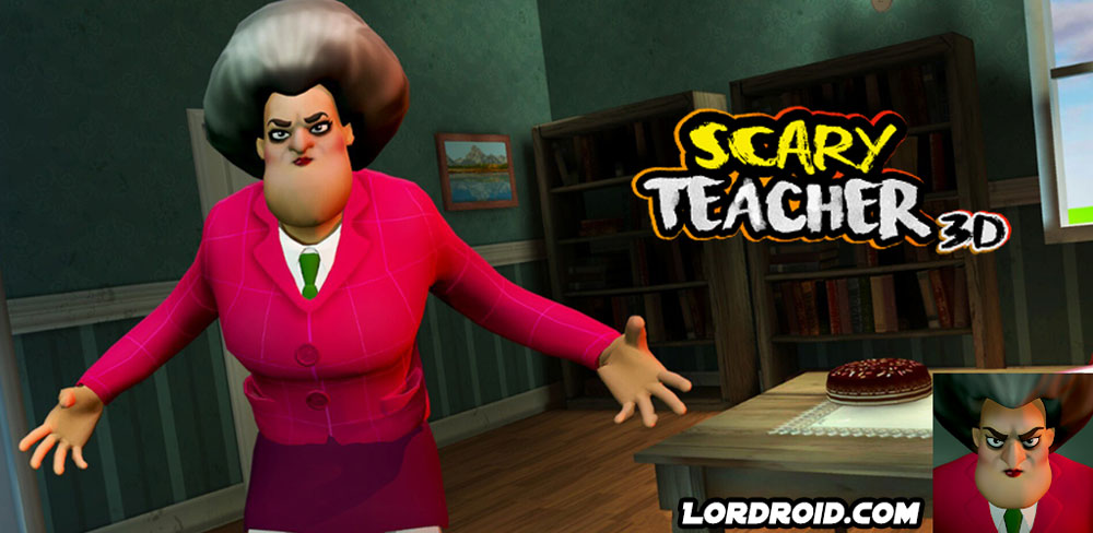 Scary Teacher 3D Cover