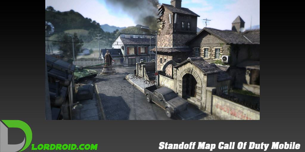 نقشه Standoff در Call Of Duty Mobile