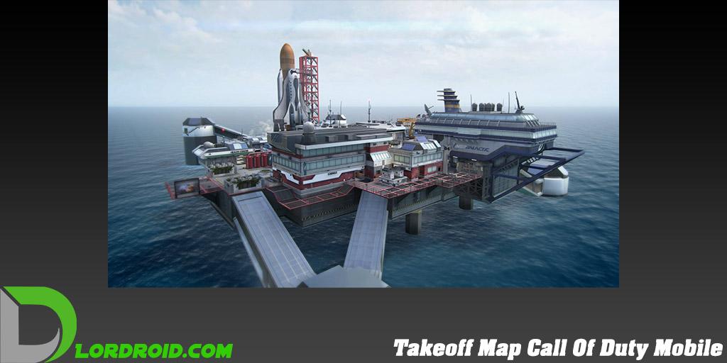نقشه Takeoff در Call Of Duty Mobile