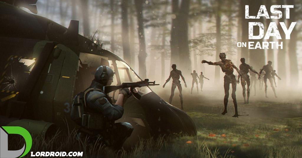 آموزش بازی Last Day On Earth