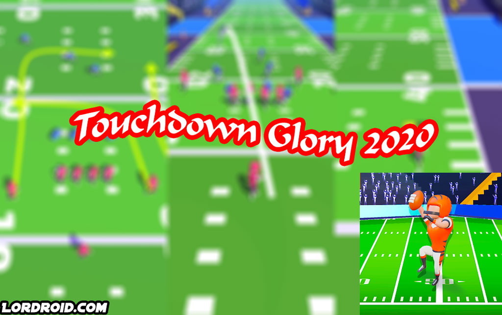 Touchdown Glory 2020 Cover