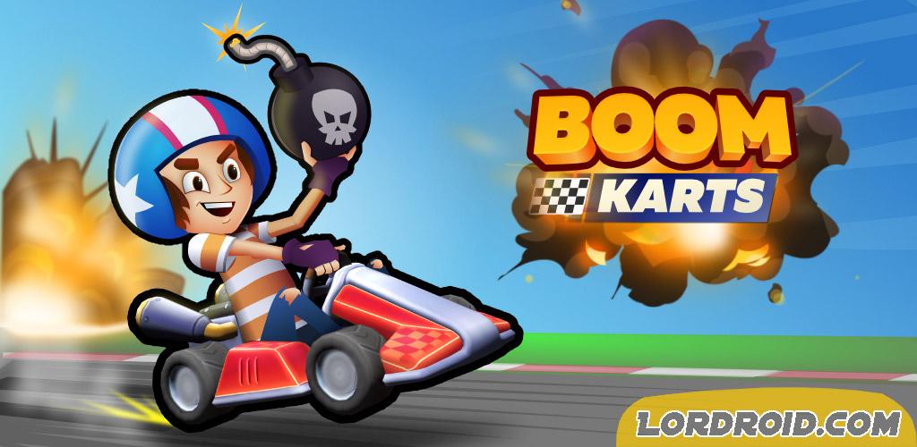 Boom Karts Cover