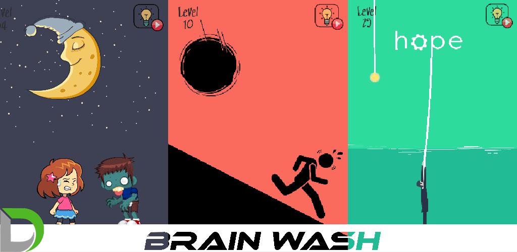 Cover Brain Wash