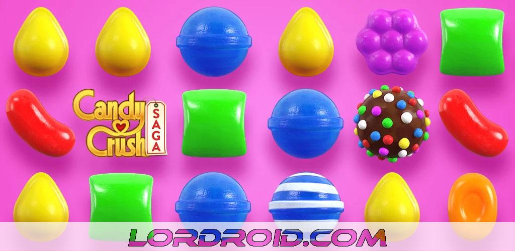 Candy Crush Saga Cover